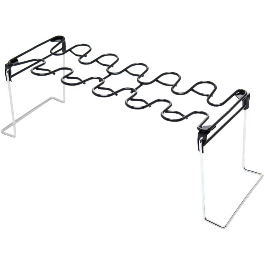 GRILLPRO:Non Stick BBQ Wing Rack