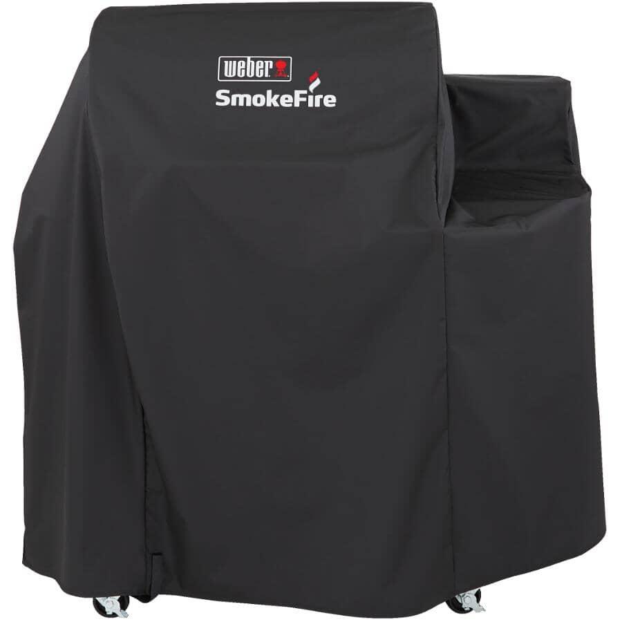 WEBER:Housse SmokeFire de 58 x 32 x 43 po pour barbecue