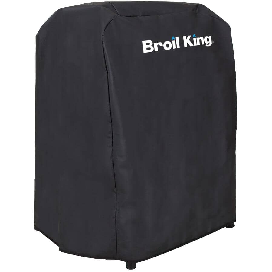 """BROIL KING:36"""" x 30"""" x 19"""" PVC/Poly Barbecue Cover"""