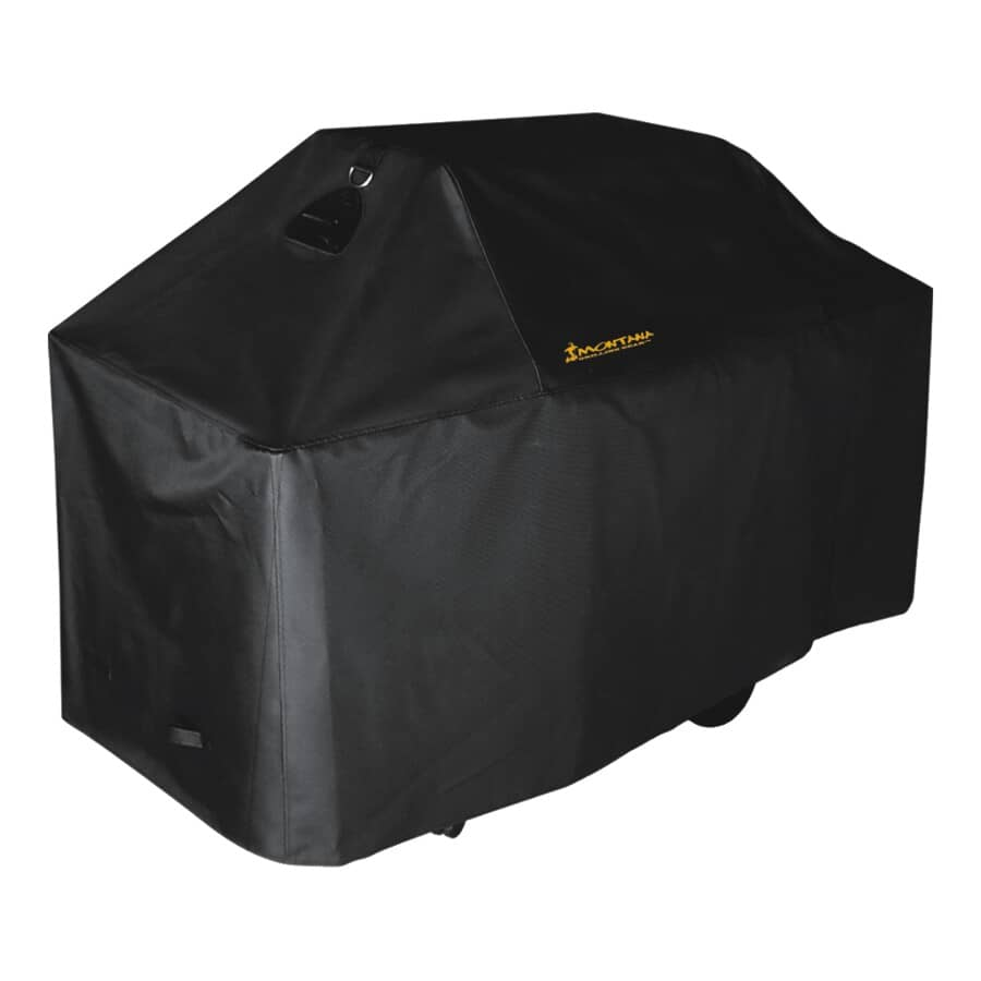 """MONTANA GRILLS:68"""" x 33"""" x 44"""" Ventilated Barbecue Cover"""