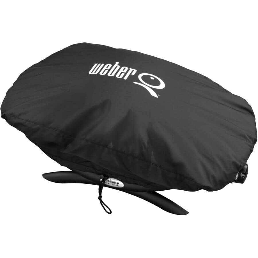 """WEBER:26.3"""" x 17.3"""" x 12.4"""" Table Top Barbecue Cover"""