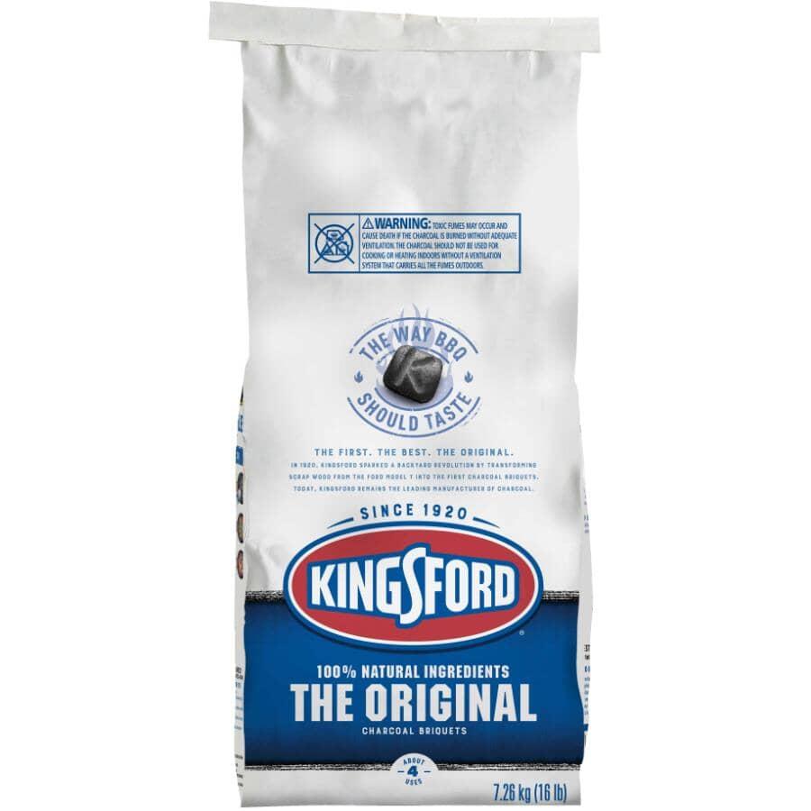 KINGSFORD:16 lb Original Charcoal Briquets