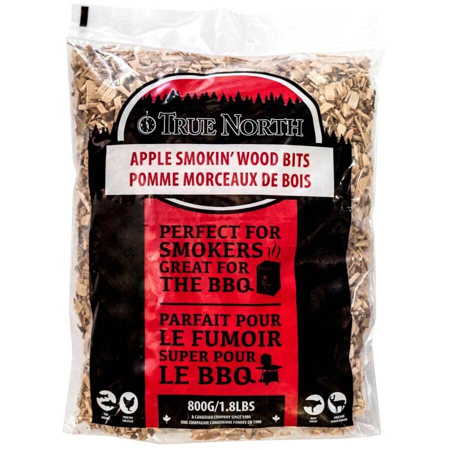 TRUE NORTH:Apple Wood Bits - 800 g