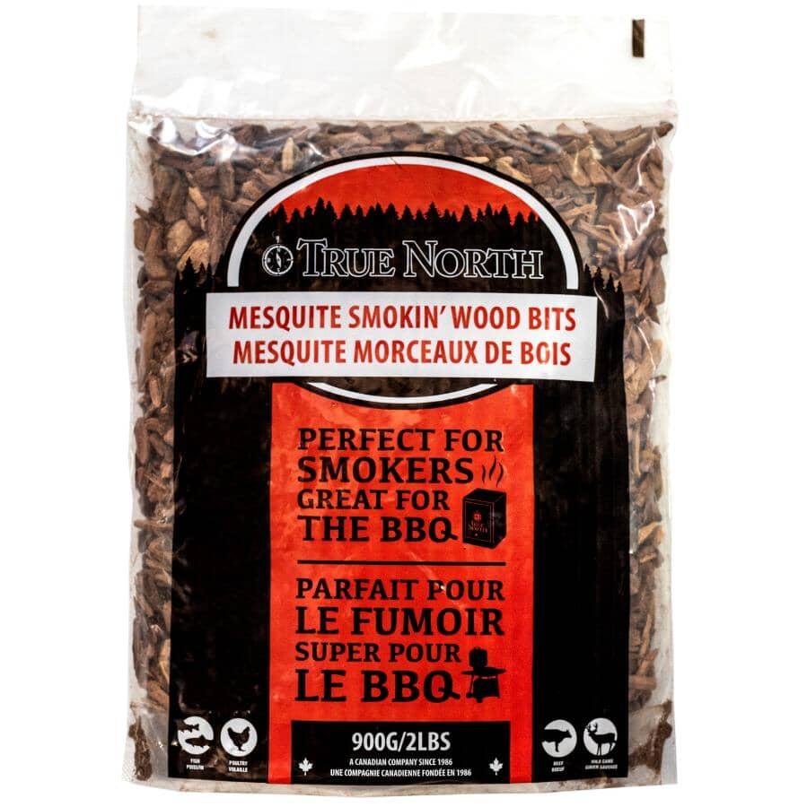 TRUE NORTH:Mesquite Wood Bits - 900 g