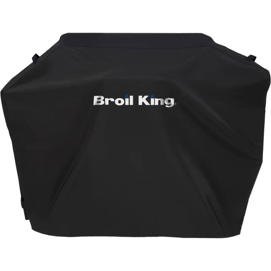 """BROIL KING:42"""" x 16-1/2"""" x 38"""" PVC/Polyester Barbecue Cover"""