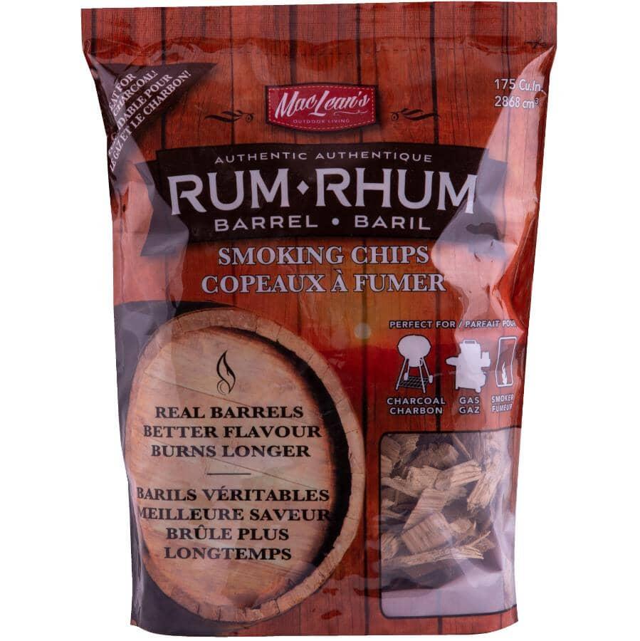 MACLEANS:Rum Smoking Chips - 2 lb