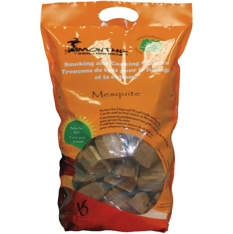 MONTANA GRILLS:Mesquite Smoking Chunks - 10 lb