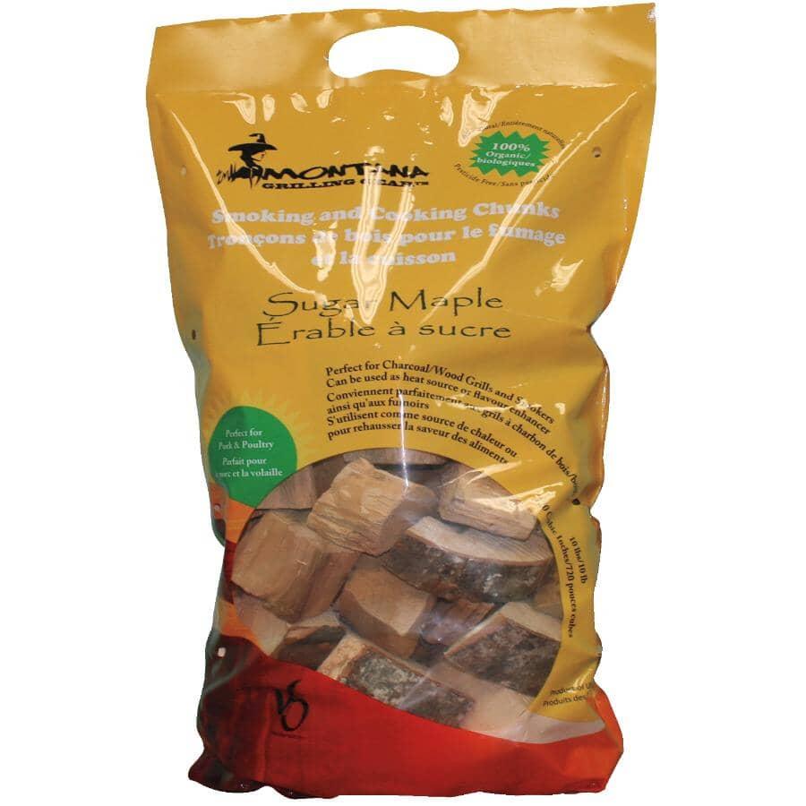 MONTANA GRILLS:Morceaux à fumer, sucre d'érable, 10 lb