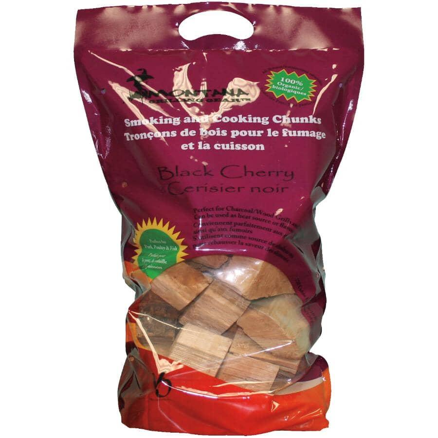 MONTANA GRILLS:Black Cherry Smoking Chunks - 10 lb