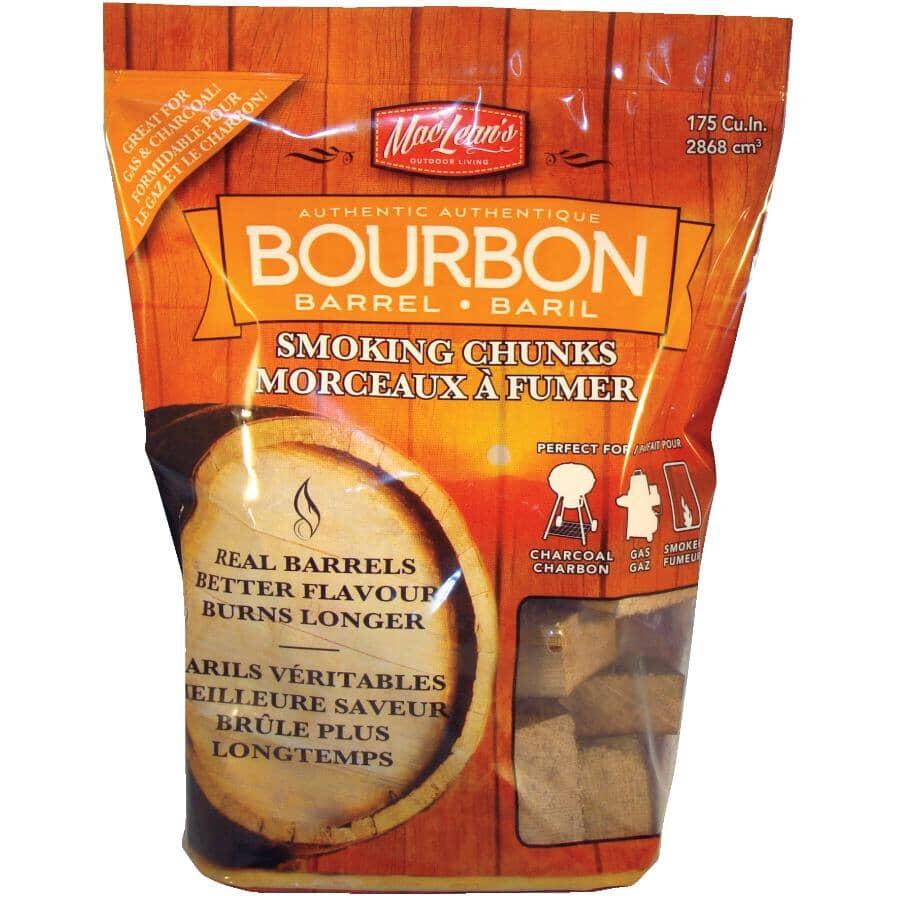 MACLEANS:Bourbon Barrel Smoking Chips - 2 lb