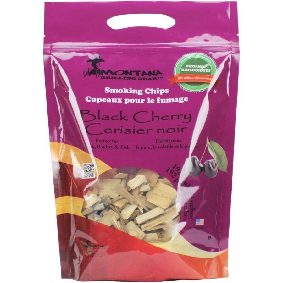 MONTANA GRILLS:Copeaux à fumer, cerise noire, 2 lb