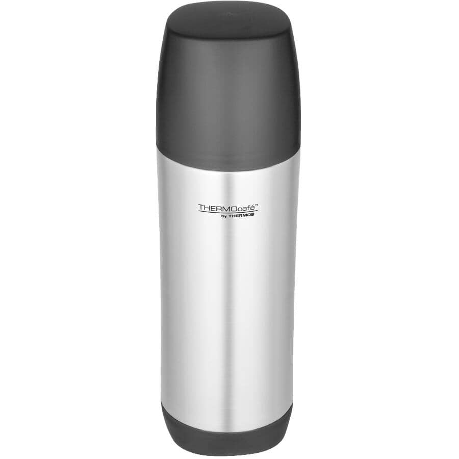 THERMOS:1L Stainless Steel Thermal Bottle