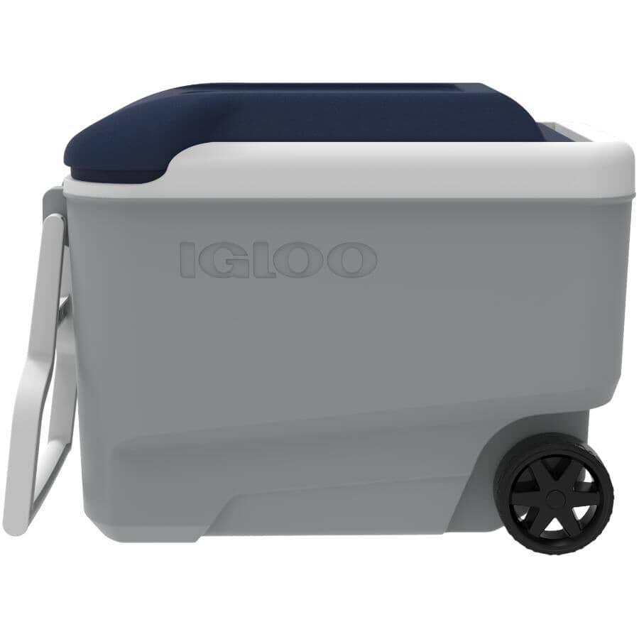 IGLOO:40 Quart Roller Maxcold Cooler