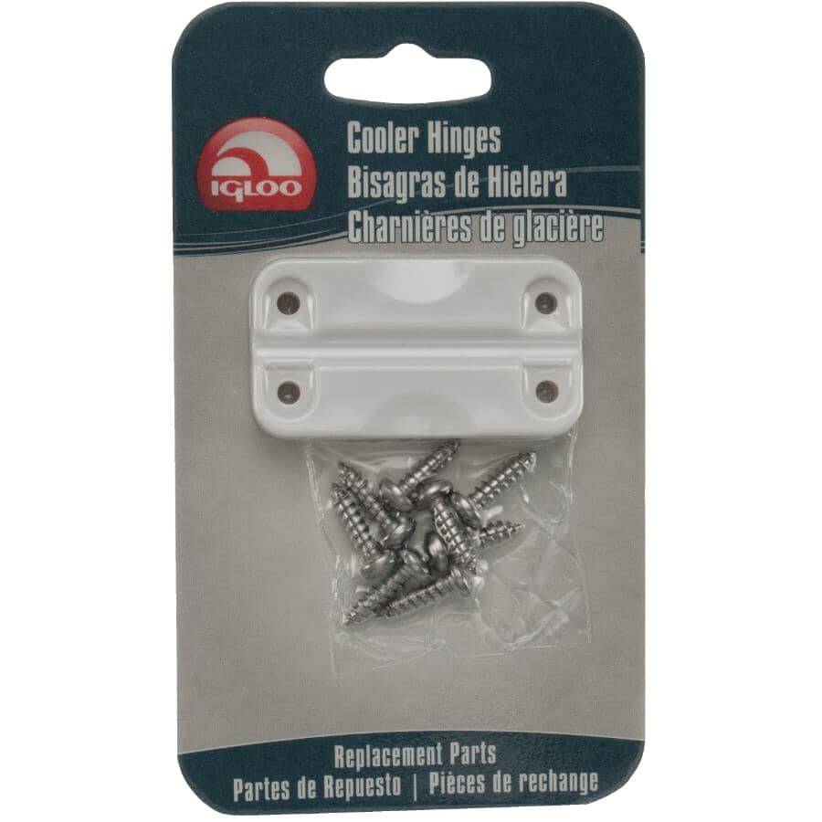 IGLOO:2 Pack Replacement Hinges