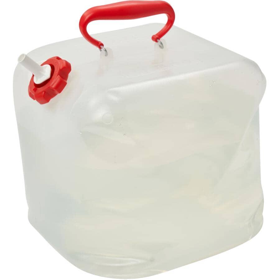 RELIANCE:Cruche d'eau compressible, 20 L