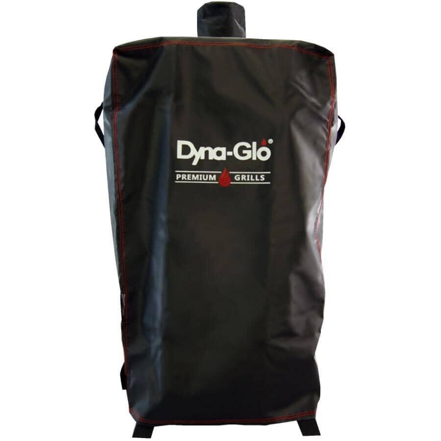 DYNA-GLO:Housse de 21 po x 20 po x 50 po en PVC pour fumoir vertical