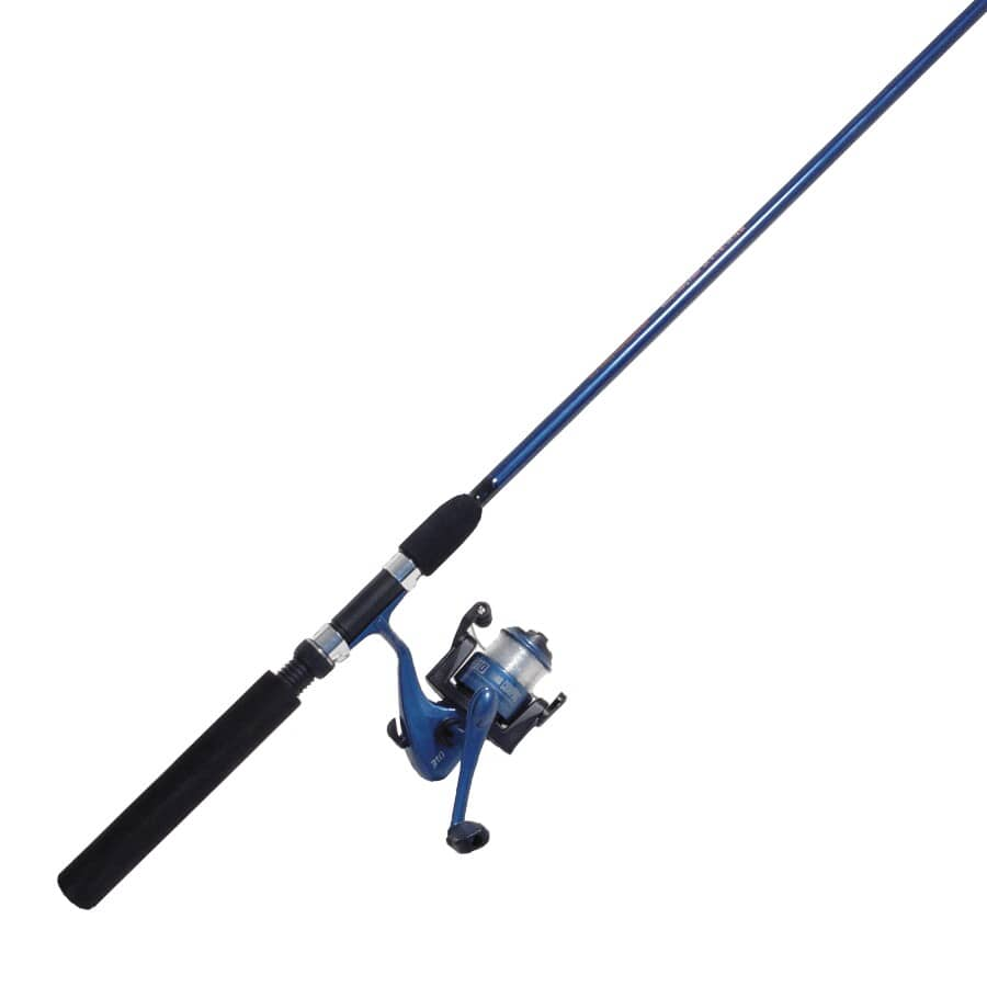 EMERY:6' Spinning Power Fishing Rod and Reel