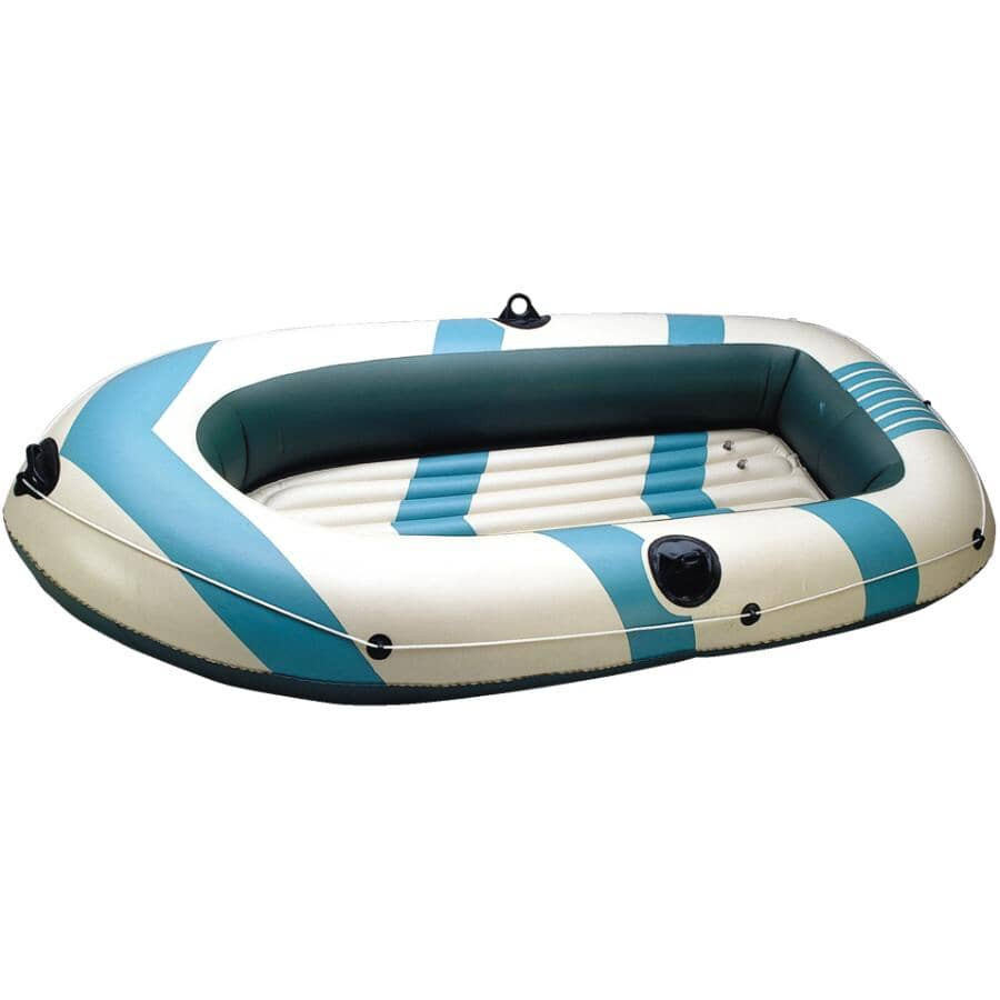 WORLD FAMOUS:1 Person Vinyl Inflatable Boat