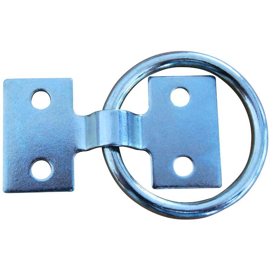 """DOCK EDGE + INC:2"""" x 1/4"""" 2000lb Dock Ring"""