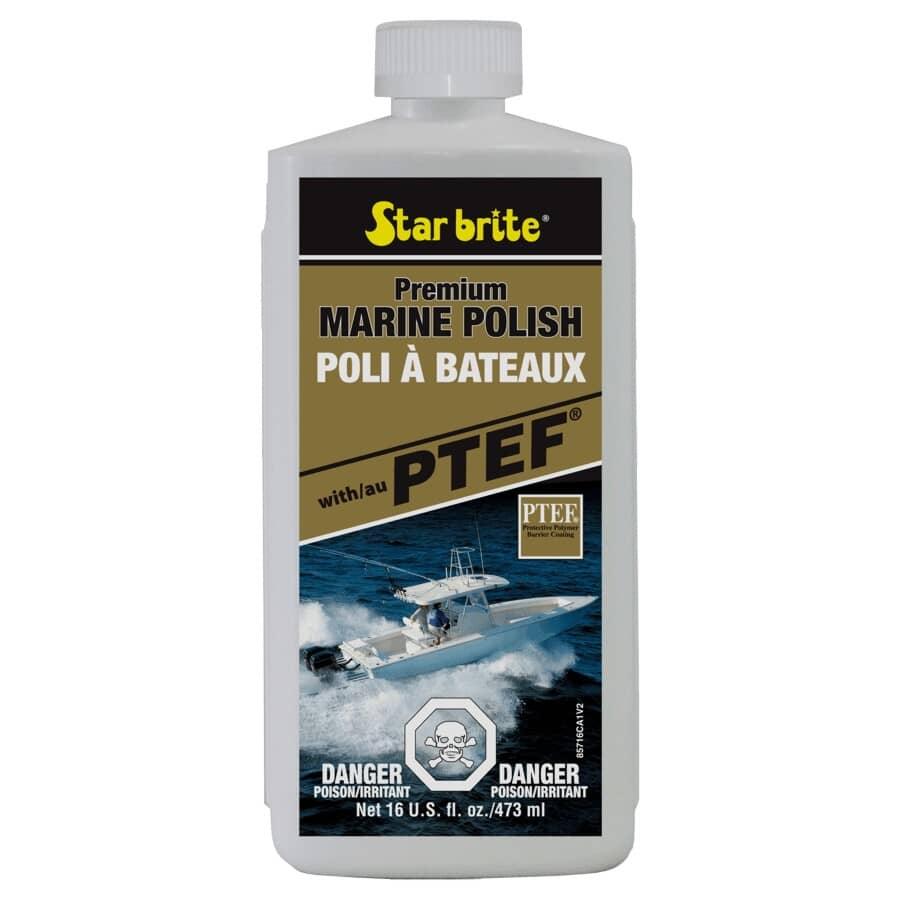 STAR BRITE:473ml Marine Polish