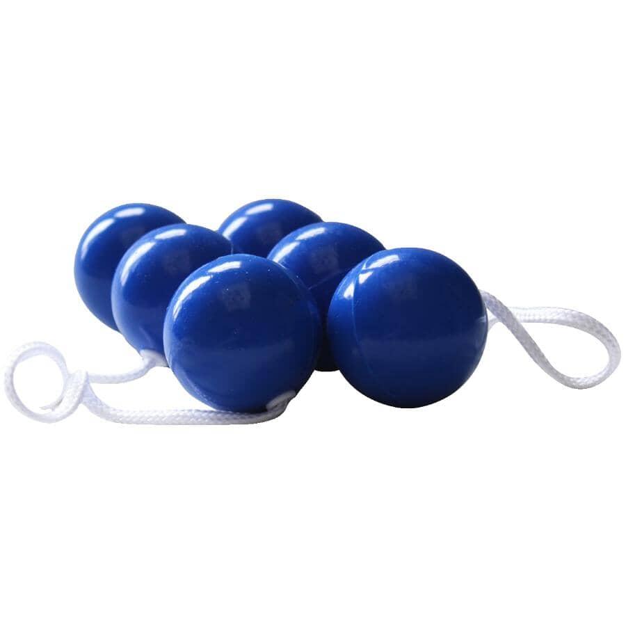 BOLABALL:Balls - Blue, 3 pack