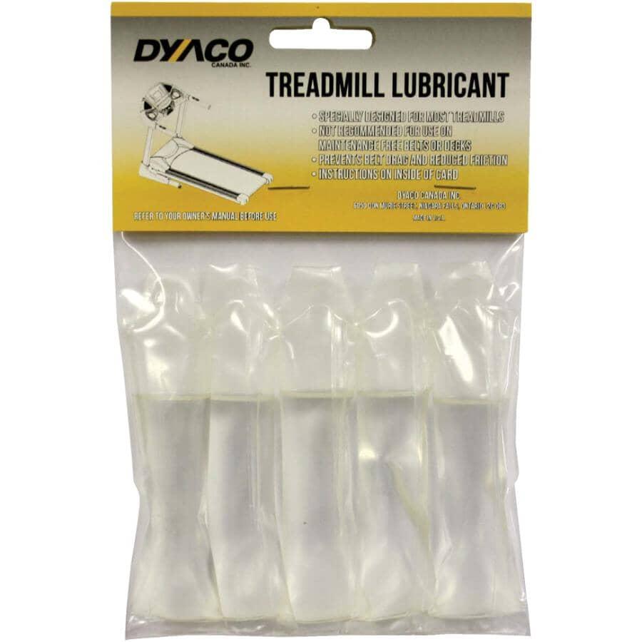 DYACO:5 Pack Treadmill Lubricant