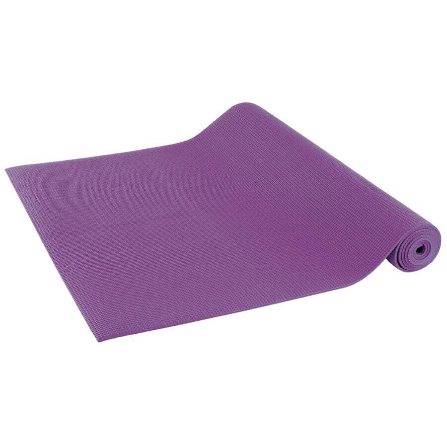 "NORTH 49:3mm x 24"" x 68"" Yoga Workout Mat"