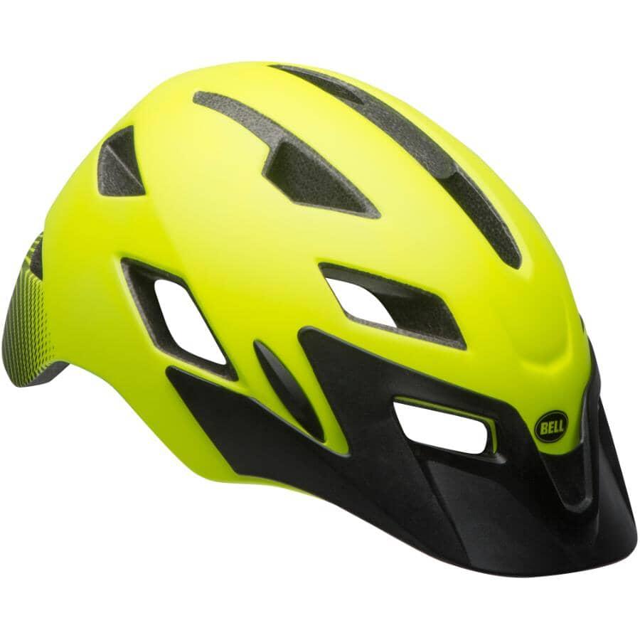 BELL:Terrain MTN Yellow Adult Bike Helmet
