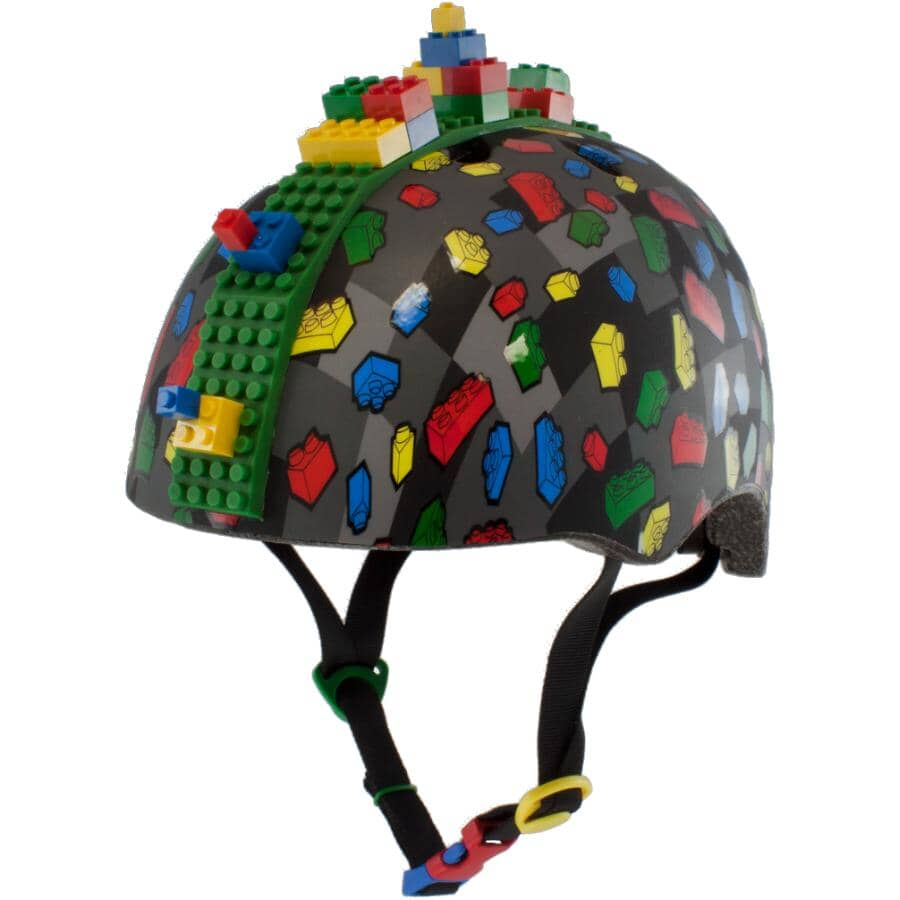 BELL:Raskullz Block Hawk Galaxy Childs Helmet