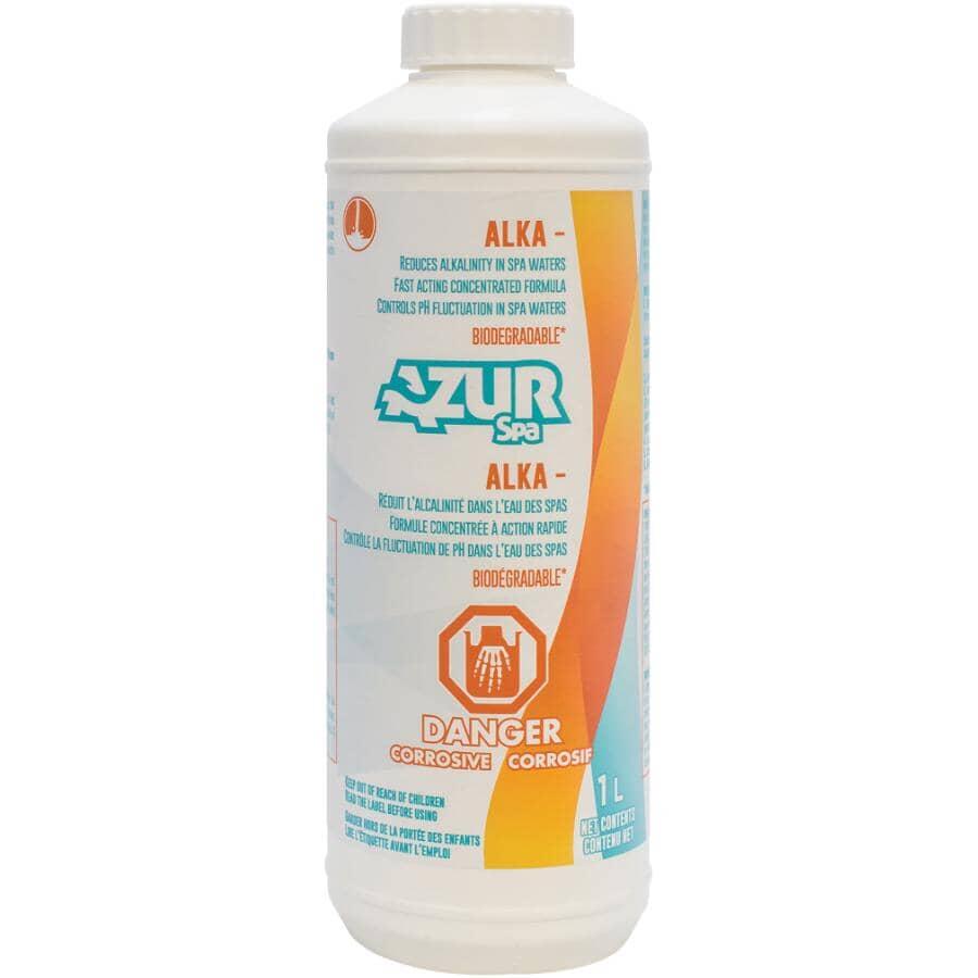 AZUR SPA:1L Spa Alkalinity Decreaser