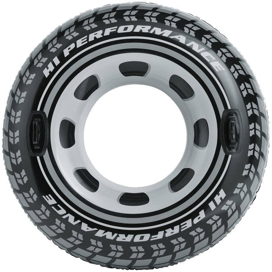 "INTEX:45"" Inflatable Monster Truck Tire Tube"