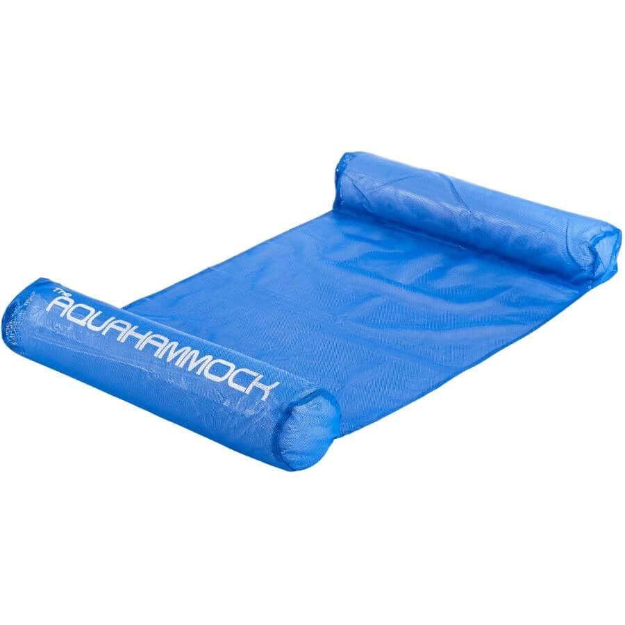 USA POOL & TOY:Blue Floating Pool Hammock