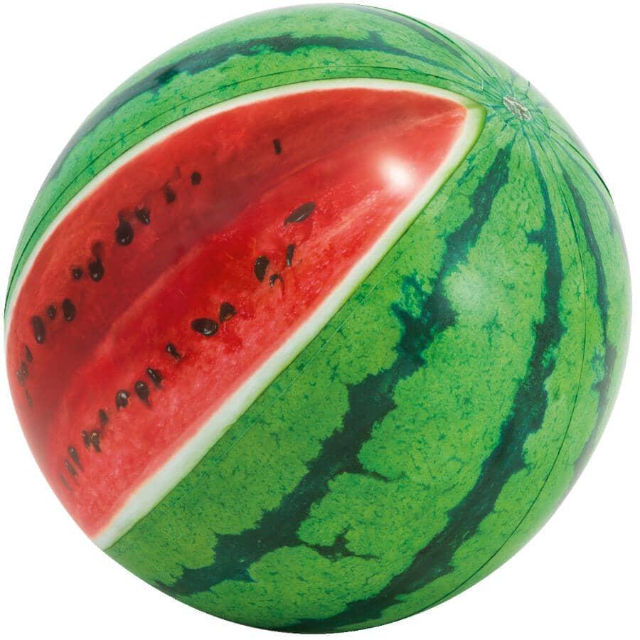 INTEX:Ballon de plage de 42 po en forme de melon d'eau
