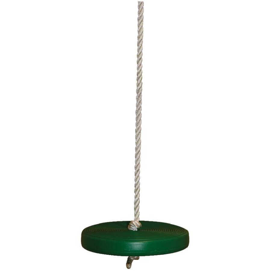 BIG BACKYARD:Green Disk Swing