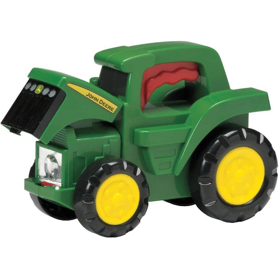 TOMY:Tractor Flashlight