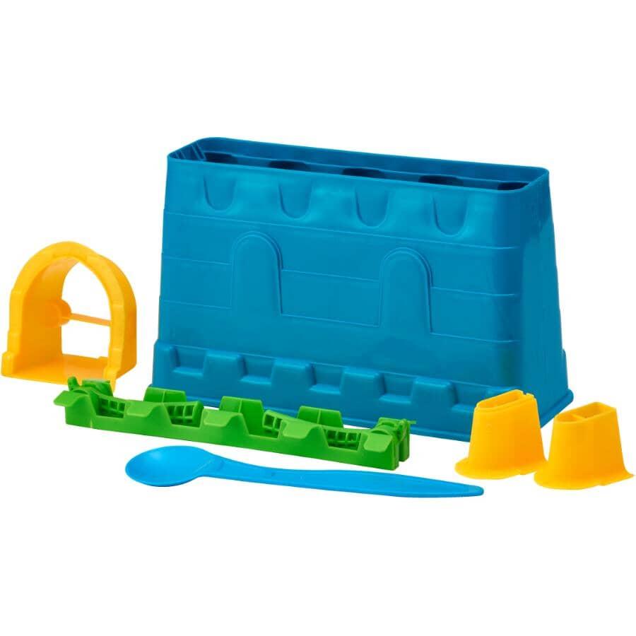 PK TOYS:7 Piece Snow Mold Building Set