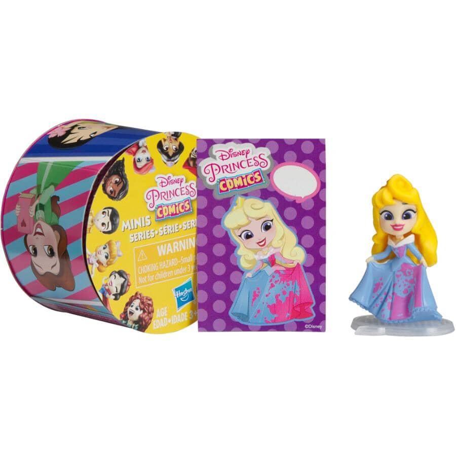 HASBRO:Disney Princess Comic Collectibles - Assorted Characters