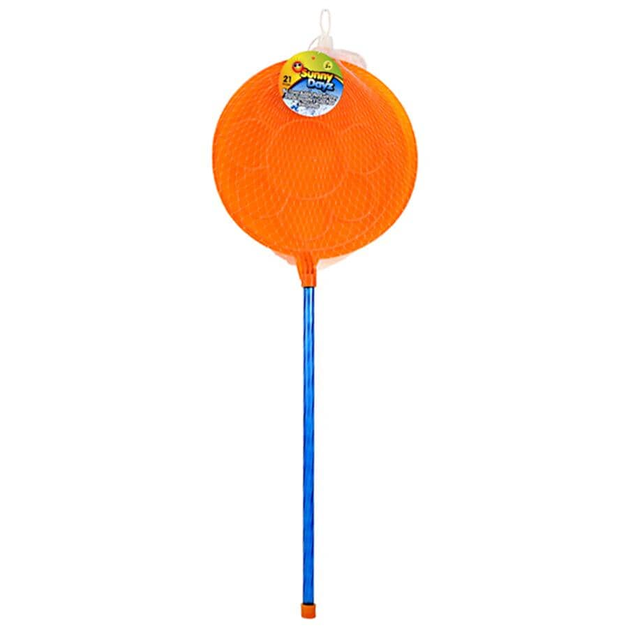 """SUNNY DAYZ:Bubble Wand with Tray - 21"""", Assorted Colours"""