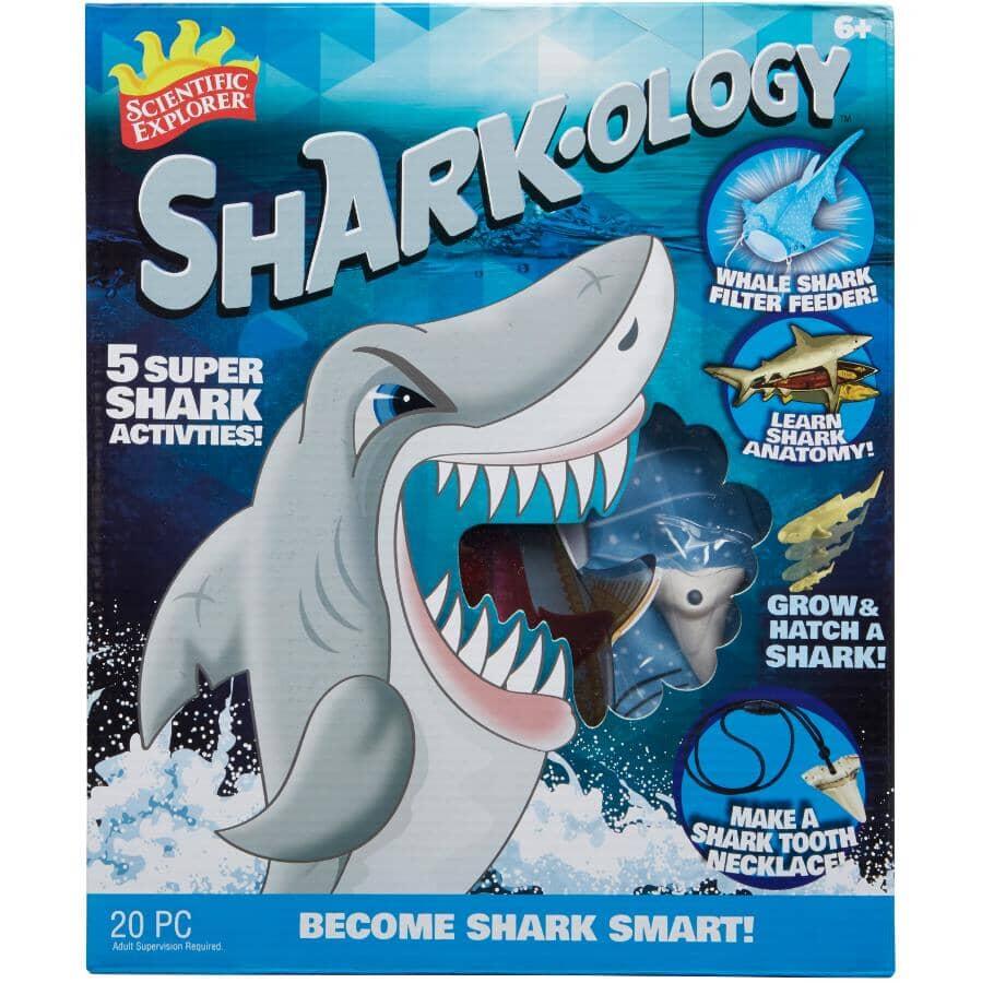 ALEX:Sharkology Science Kit