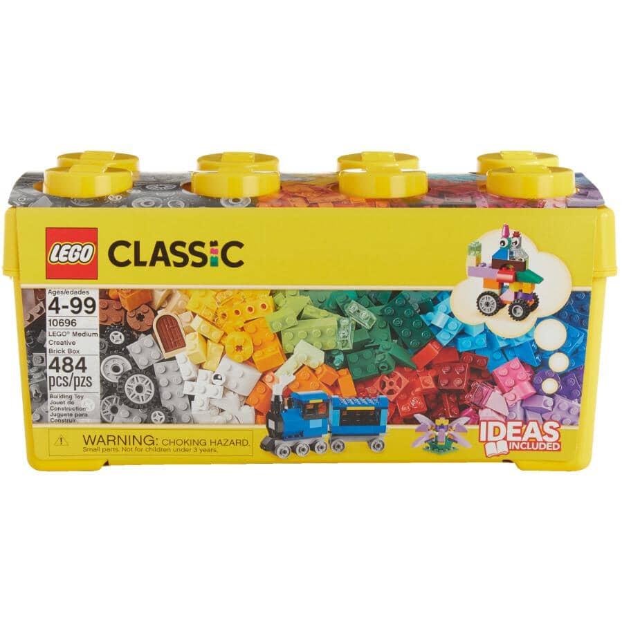 LEGO:Briques créatives de la collection Classic, 484 pièces