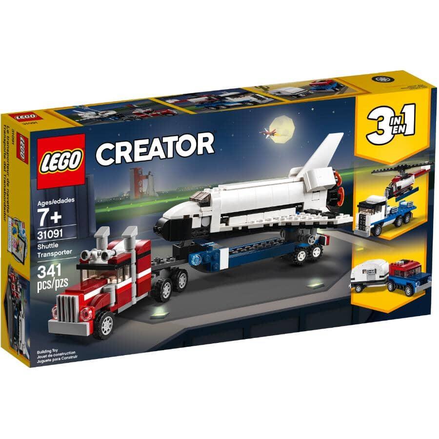 LEGO:Shuttle Transporter Creator Lego Set