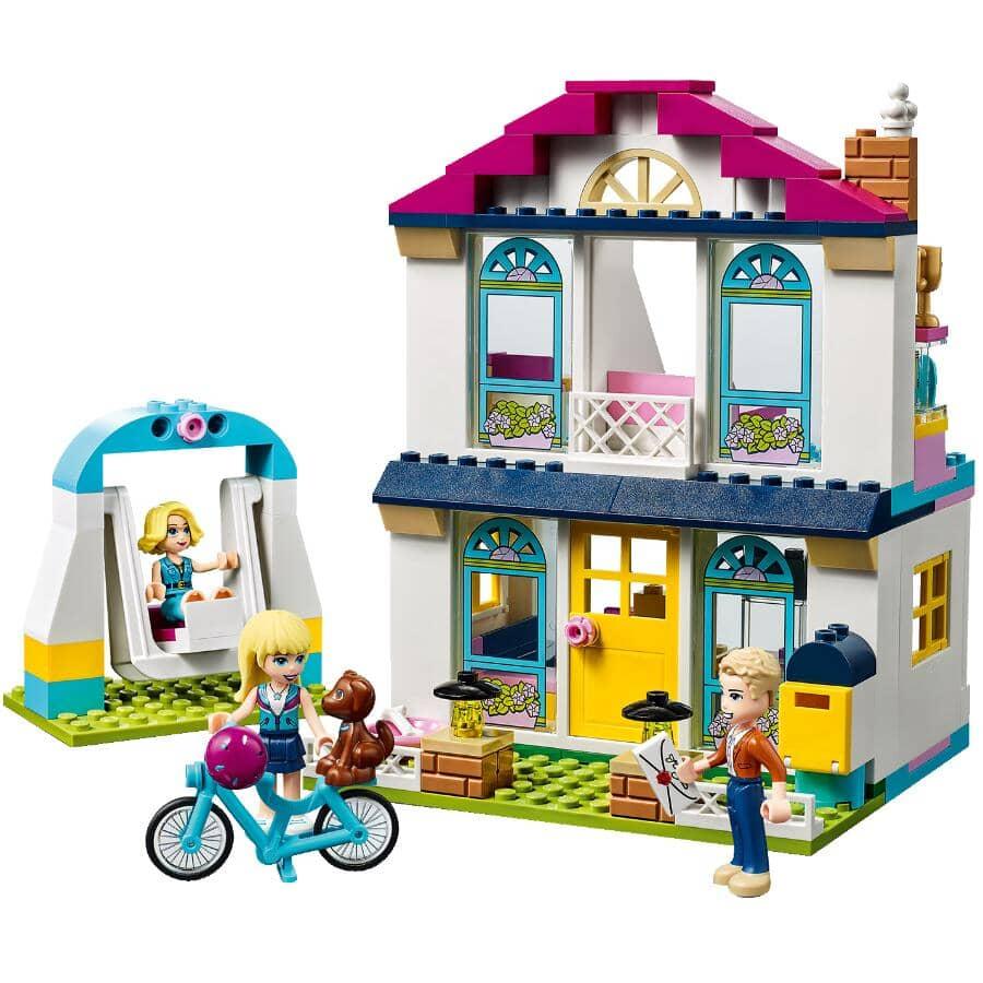 LEGO:Jeu de la collection Friends, la maison de Stéphanie