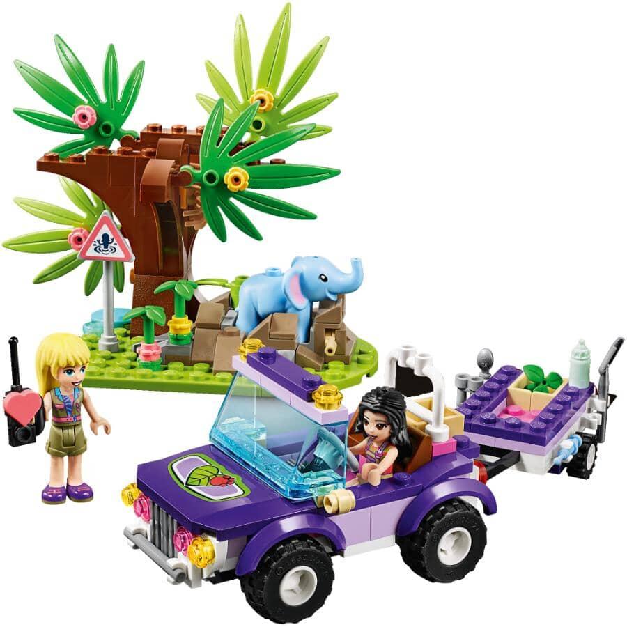 LEGO:Jeu de la collection Friends, Bébé éléphant dans la jungle
