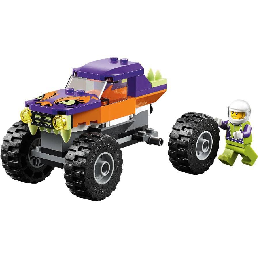 LEGO:Jeu de la collection City, Le Monster Truck, super véhicules