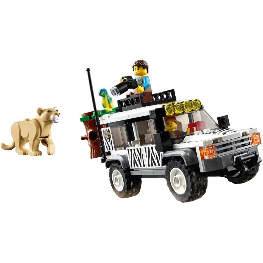 LEGO:Great Vehicles Safari Off-Roader - City Collection