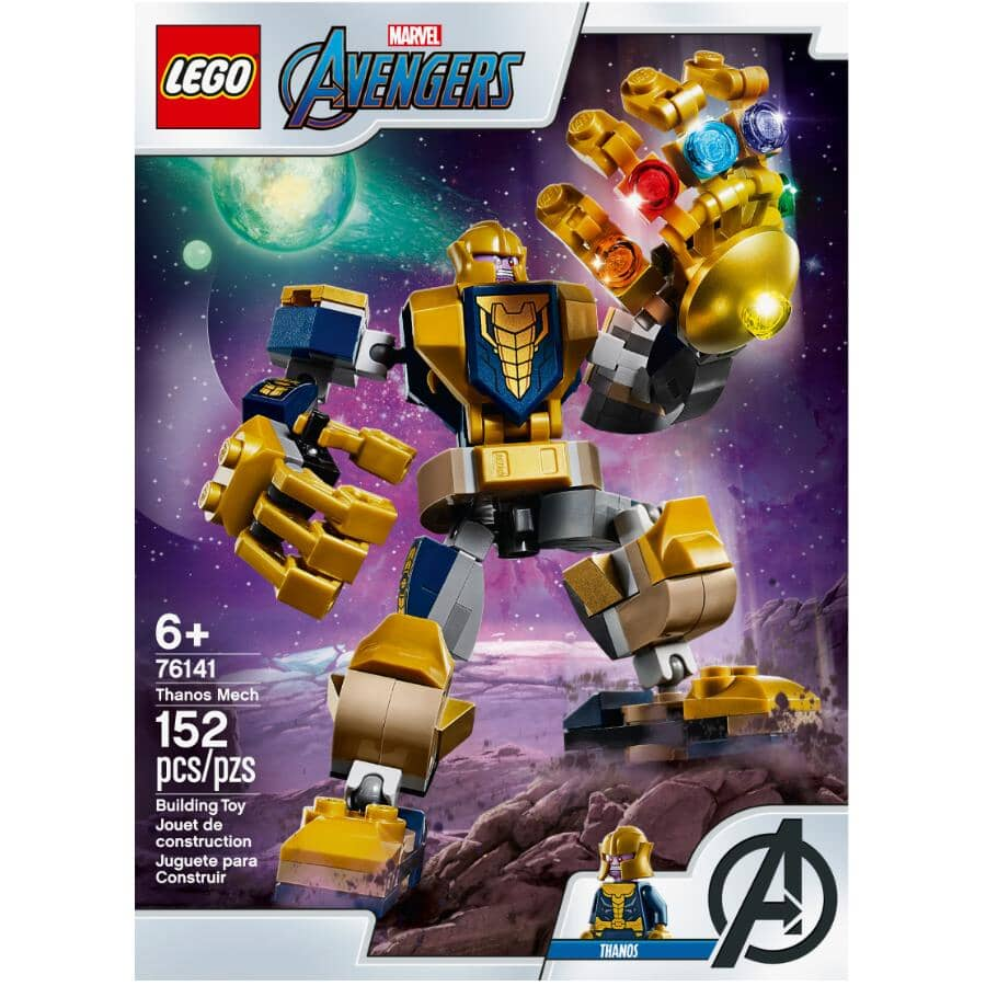 LEGO:Thanos Mech - Super Heroes Collection