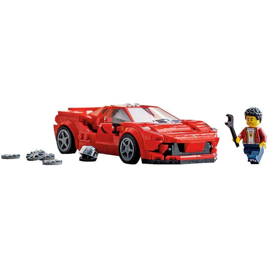 LEGO:Jeu de la collection Speed Champions, Ferrari F8 Tributo