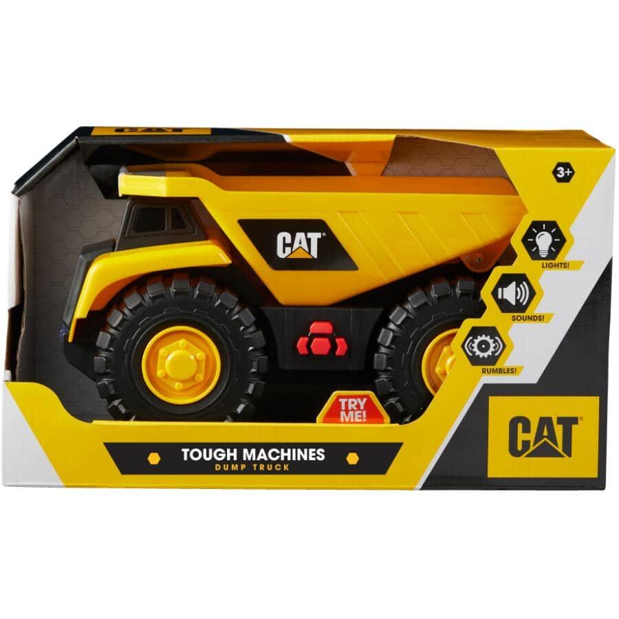 "FUNRISE:12"" CAT Tough Machines - Assorted Vehicles"