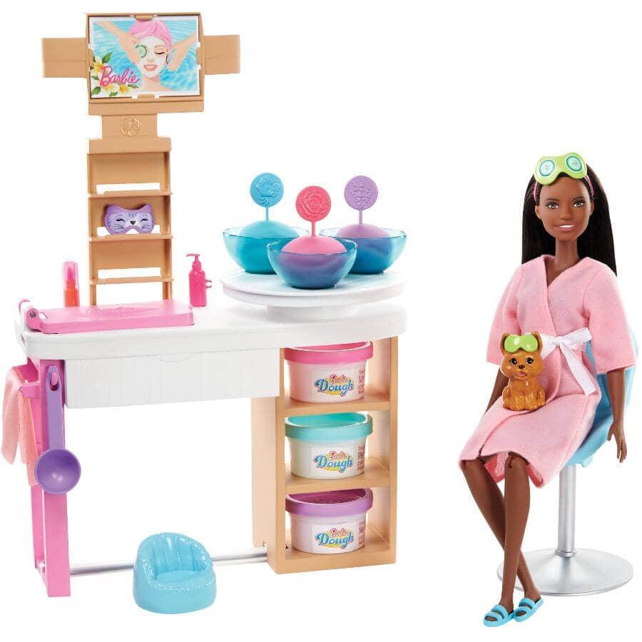 MATTEL:Barbie Wellness Playset - Assorted Dolls