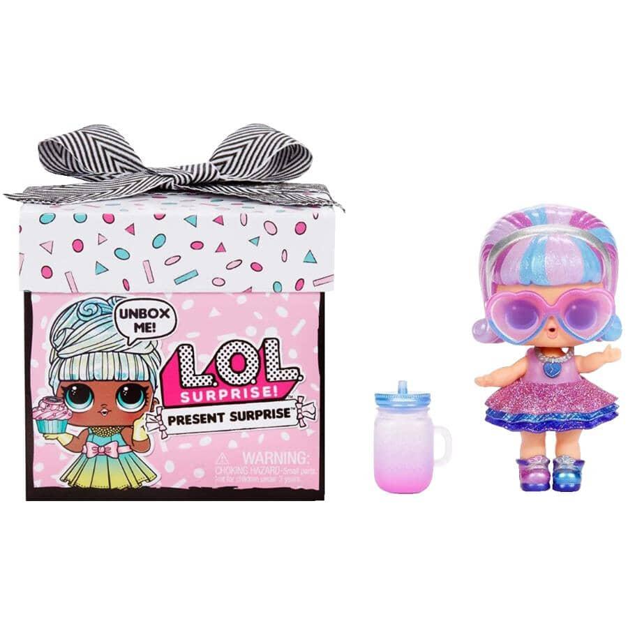 LOL SURPRISE!:Present Surprise - Assorted Dolls